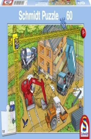 Продукт - Working on a Building Site - 60