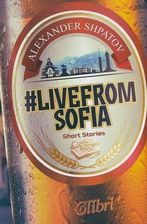 Книга - #livefromsofia