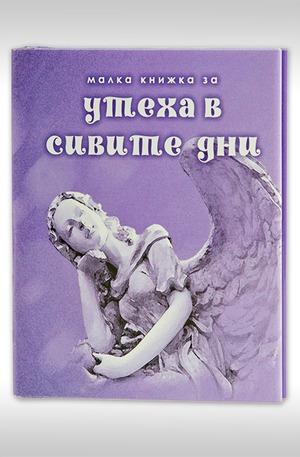 Книга - Малка книжка за утеха в сивите дни
