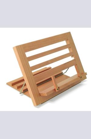 Продукт - Дървена поставка за книга