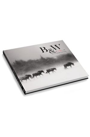 "Книга - ""Black&White & Color"" годишен албум на Фото Форум"