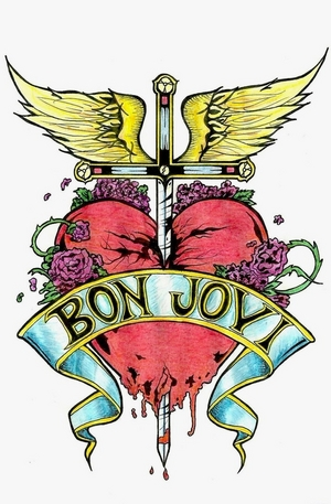 е-книга - Bon Jovi - текстове на песни