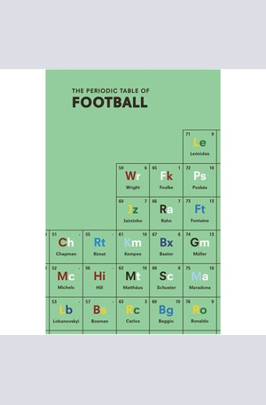Книга - The Periodic Table of Football