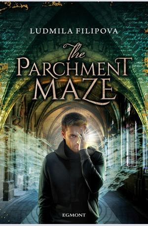 е-книга - The Parchment Maze