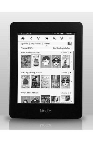 електронен четец - Amazon Kindle Paperwhite 2014