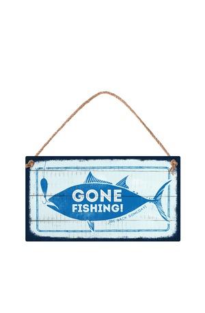 Продукт - Табелка - Gone fishing. Be back someday