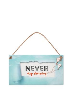 Продукт - Таблека - Never stop dreaming