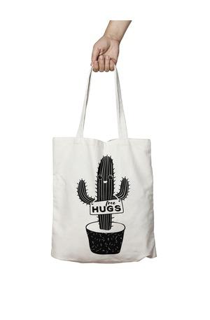 е-книга - Чанта за пазаруване - Free hugs