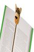 Продукт - Плюшен книгоразделител с опашка - Ягуар