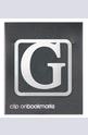 """Метален разделител буква """"G"""""""