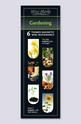 Мини отметки за книги - Gardening
