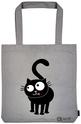 Чанта за пазаруване - Ed The Cat - Котка като мен