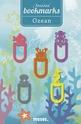 Мини oтметки метални - Океан