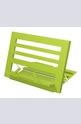 Цветна поставка за книга - Зелена