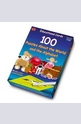 100 puzzles about the world and the alphabet: Educational cards
