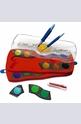 Акварелни бои Faber-Castell 24 цвята