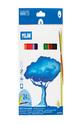 Акварелни цветни моливи - 24 цвята