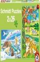Animal babies - 2 x 26