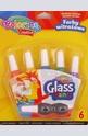 Бои за стъкло - 6 цвята