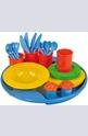 Bon Appetit - пластмасов комплект