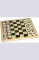 Chess. Шах от бамбук