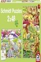 Colourful Animal Worls - 2 x 48