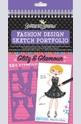 Fashion Design Sketch Portfolio - Glitz & Glamour