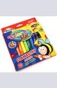 Флумастери - JUMBO - 12 цвята
