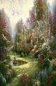 Gardens Beyond Spring Gate - 2000