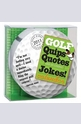 Golf Quips and Jokes Calendar 2011