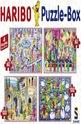 Haribo Puzzle Box - 2 x 60; 2 x 100