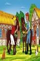 Horsey Birthday - 100