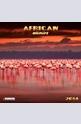 Календар African Wildlife 2014