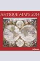 Календар Antique Maps 2014