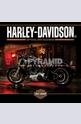 Календар Harley Davidson 2014