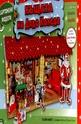 Къщата на Дядо Коледа - картонени модели