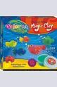 Комплект пластилин - морски животни