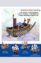 Корейски боен кораб - 3D пъзел