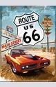 Магнит Route 66