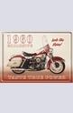 Метална картичка 1960 Exclusive