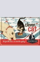 Метална картичка Clever Cat
