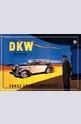 Метална картичка DKW Autounion