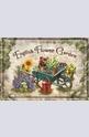 Метална картичка English Flower Garden