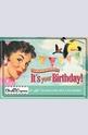 Метална картичка Its Your Birthday