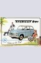 Метална картичка Trabant 601