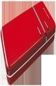 Метална кутия за моливи Хладилник