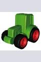 Мини играчка - Трактор
