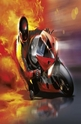 Motorbike Rider - 500