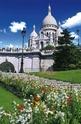 Paris: Sacre Coeur - 1000