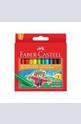 Пастели Faber-Castell 12 броя
